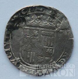 Holandsko 6 Stuivres 1610-1619 s titulem Matyáše