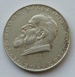 Rakousko 2 Sch Ballroth 1929