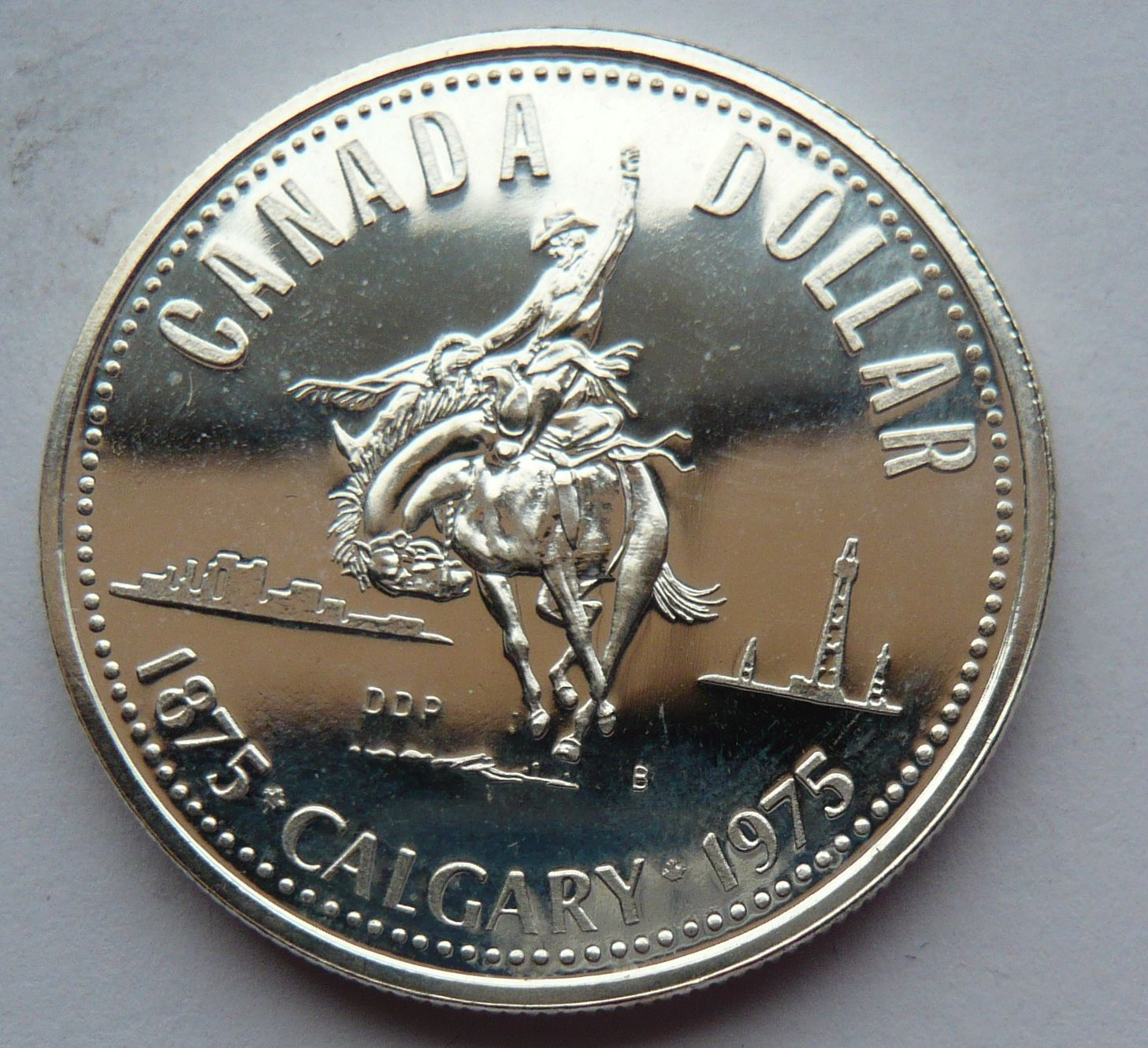 Kanada 1 Dollar 1875-1975