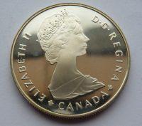 Kanada 1 Dollar sob 1885-1985