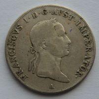 Rakousko 20 Krejcar 1832 A František II. STAV