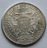 Tyroly Tolar tzv. Cikánský 1721 Karel VI. NOVORAŽBA
