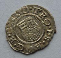 Uhry Denár 1583 KB Rudolf II.