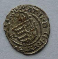 Uhry Denár 1611 KB Matyáš II.