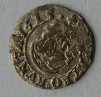 Uhry Denár 1615 KB Matyáš II.