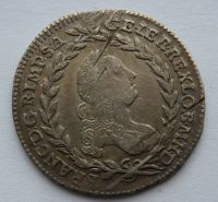 Uhry - KB 20 Krejcar 1763 František Lotrinský