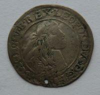 Uhry KB VI. Krejcar bez let. 1658-1705 Leopold I.