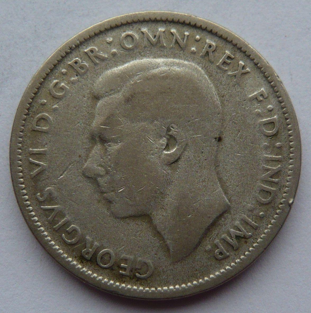 Austrálie 1 Florin 1937