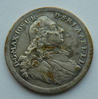 Bavorsko 1/2 Tolar 1760 KOPIE Max. Josef