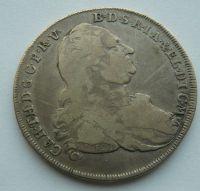 Bavorsko Tolar 1781 Max. Josef