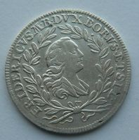 Bayreuth 20 Krejcar 1761 Fridericus