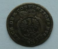 Brandenburg 2 1/2 Kr. 1778 Alexander