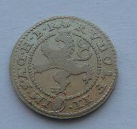 Čechy malý Groš 1590 pamět. medaile