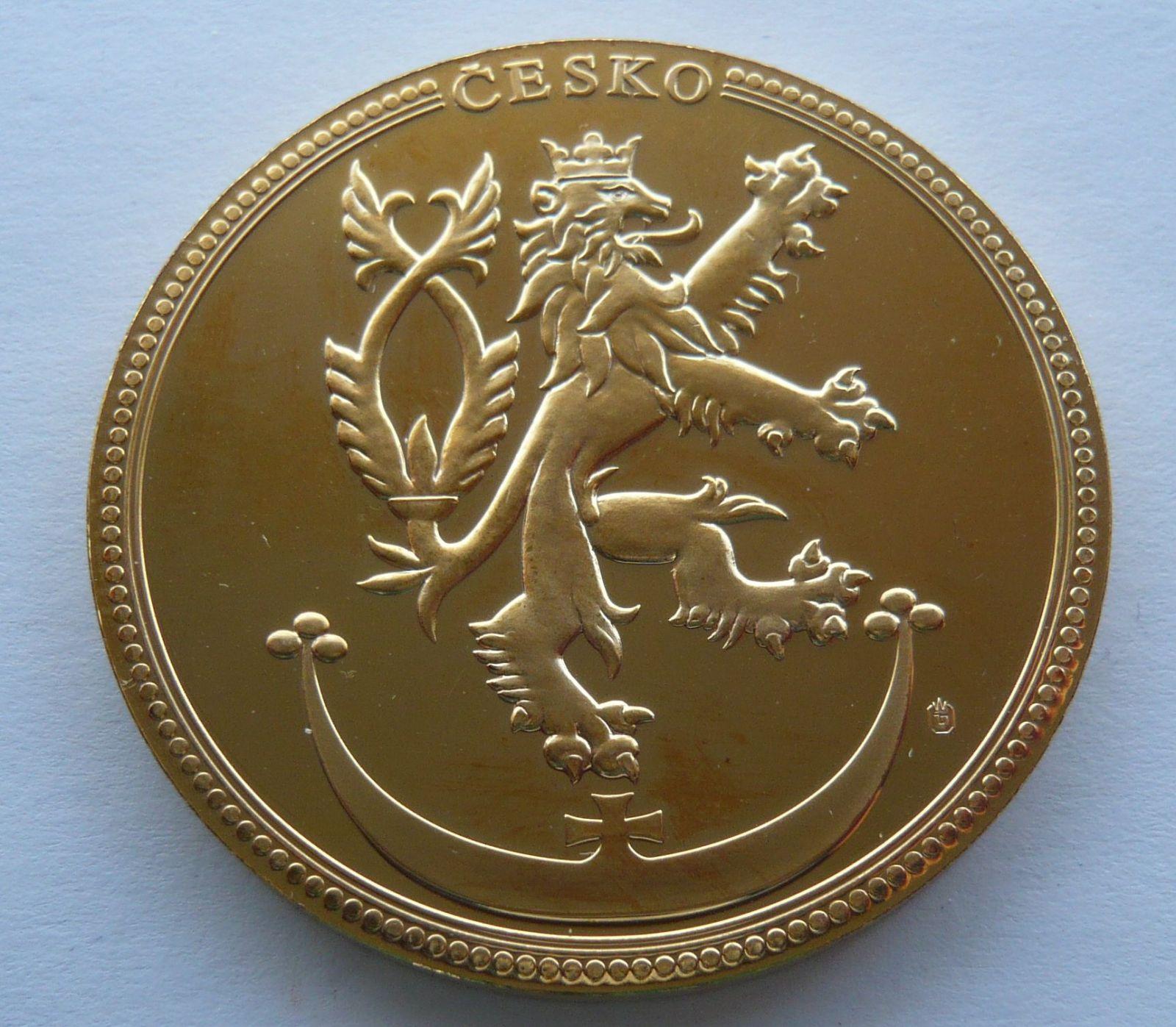 ČR 1000 Kč 2008 Palacký