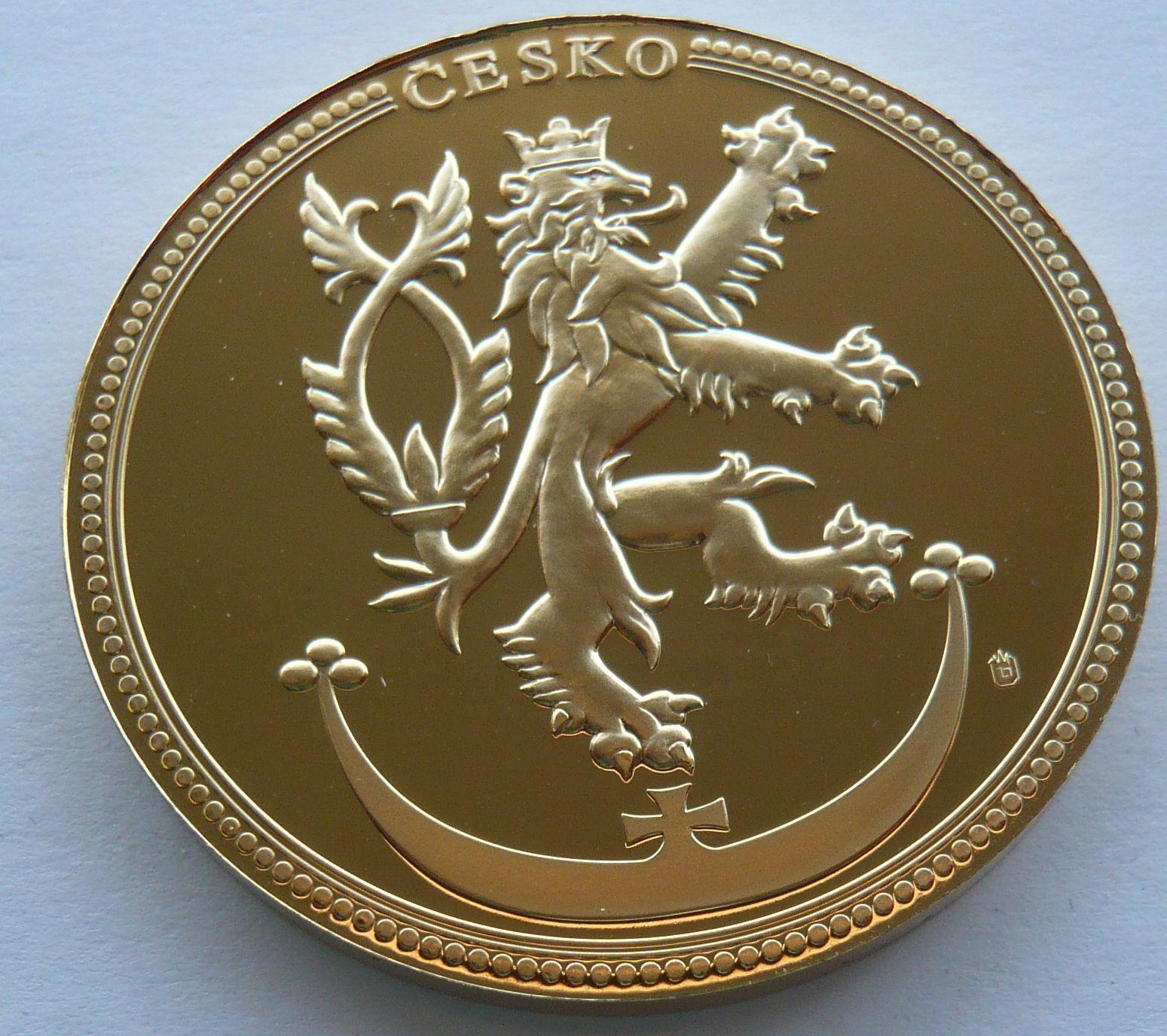 ČR 200 Kč 1998 Komenský