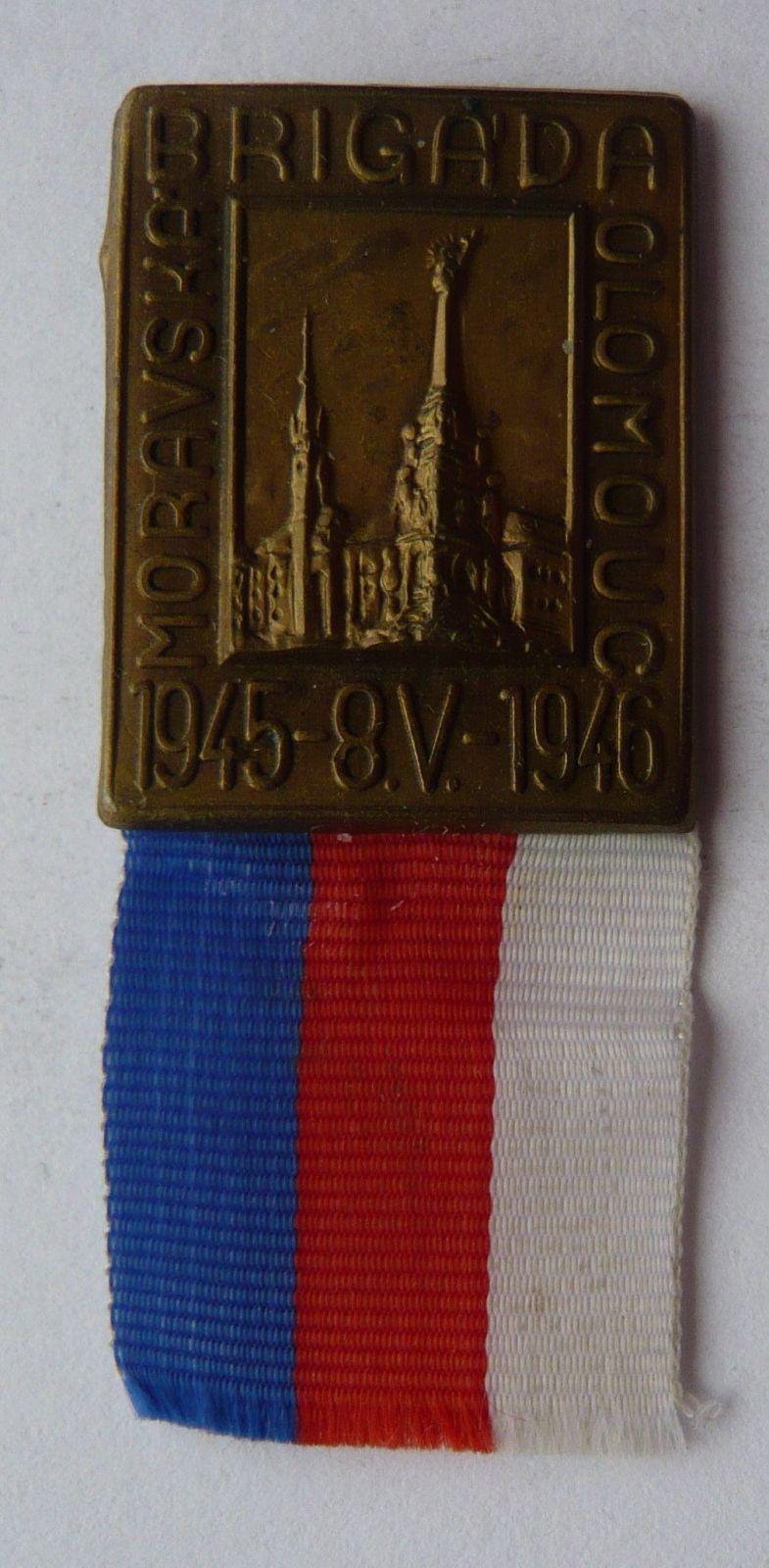 ČSR Moravská brigáda Olomouc
