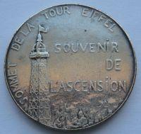 Franice Tour Eiffel - stavba věže