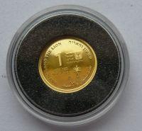 Israel - Au 1,23g 5Sch 2008