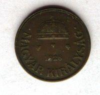 Maďarsko 1 Filler 1926