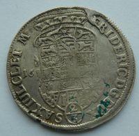 Magdeburg 2/3 Tolaru 1672