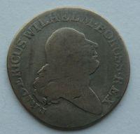 Prusko 4 Groš 1797 A Frid. Wilh.