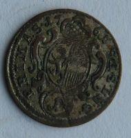 Salzburg 1 Krejcar 1761 Zikmund III.