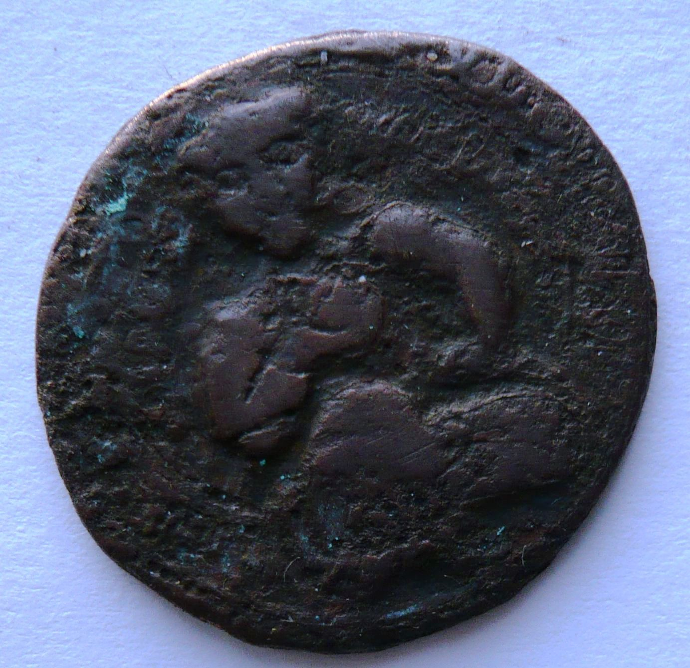 AYYUBIDE AE Dirhem 607-613 sedící postava AL ASRAF
