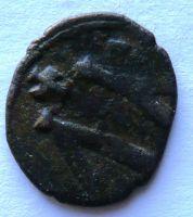 Byzanc folles 813-820 Leo V.+ Constantin Leo V.