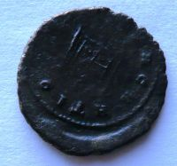 Řím cís. Vládl jen 3 měsíce AE 270 Antoninián Securitas vlevo QUINTILUS