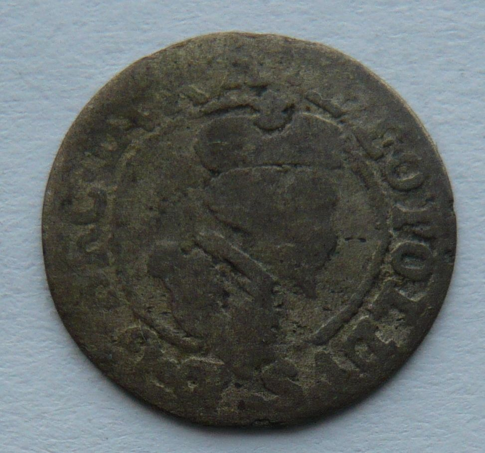 Tyroly 1 Krejcar 1607-32 arciv. Leopold