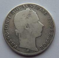 Uhry 1 Fl 1858 B