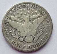 USA 1/2 Dol. 1897