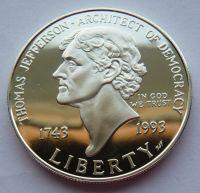 USA 1 Dol. Jefferson 1993