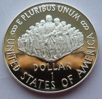 USA 1 Dol.zákl.listina 1987
