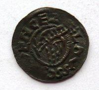 Čechy Denár 1037-50 Břetislav I Cach 313