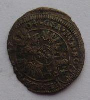Čechy K. Hora 1 Krejcar 1704 Leopold I.