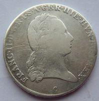 Čechy Tolar křížový 1796 C František II.