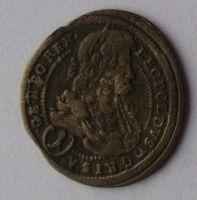 Rakousko 1 Krejcar 1699 Leopold I.