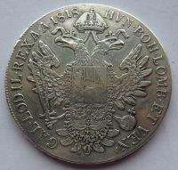 Rakousko Tolar konvenční 1818