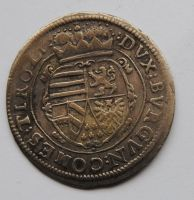 Rakousko - Tyroly 10 Krejcar 1627 arciv. Leopold 1607-1632