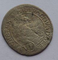 Rakousko VI. Krejcar 1680 Leopold I.