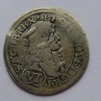 Rakousko VI. Krejcar 1681 Leopold I.