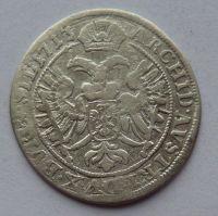 Slezsko Vratislav VI. Krejcar 1713 Karel VI.
