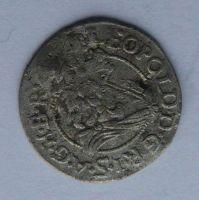 Tyroly 1 Krejcar 1657-1705 Leopold I.