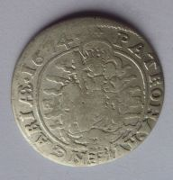 Uhry KB VI. Krejcar 1674 Leopold I.