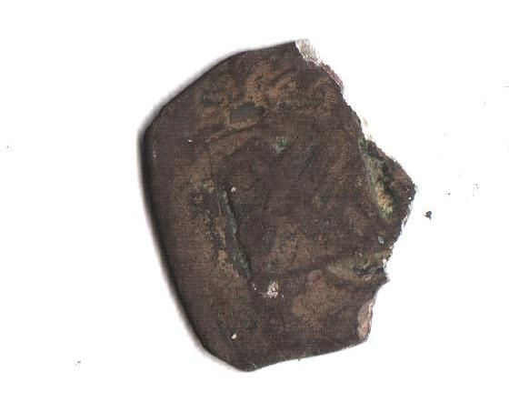 Vídeňský fenik se čtyřrázem, Albrecht V. 1411-1439, Dolní Rakousy, zlomený
