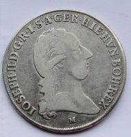 Rakousko 1/2 Tolar 1789 M Josef II.