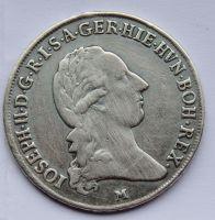 Rakousko 1/2 Tolar 1790 M Josef II.