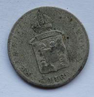 Rakousko 1/4 Lira 1822 C František II.