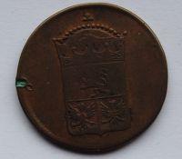 Rakousko 1 Grešle 1781 A Josef II.